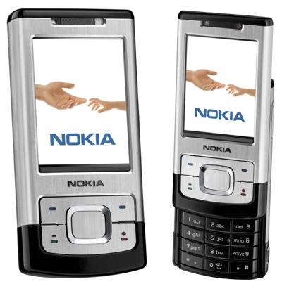 Скачать бесплатно Прошивка для Nokia 6500 slide