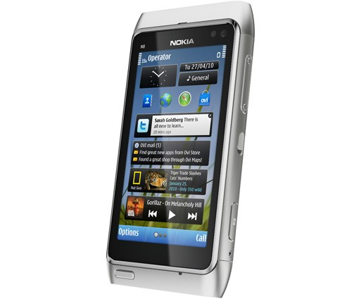 Скачать бесплатно Прошивка для Nokia N8